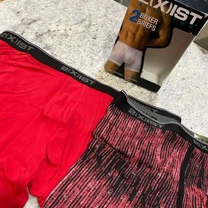 2xist Boxer Briefs Set - NWT - Size XL